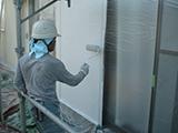 長年の雨漏りによる天井や窓枠の雨シミ
