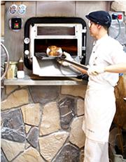 パン・オーレ石窯